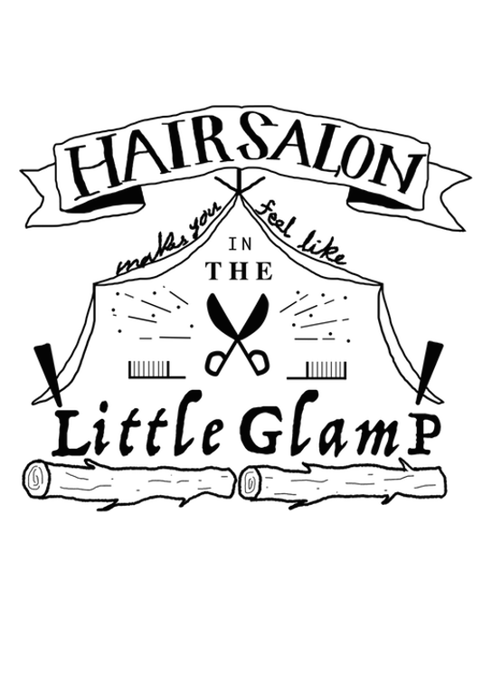 Hair salon the LITTLE GLAMP